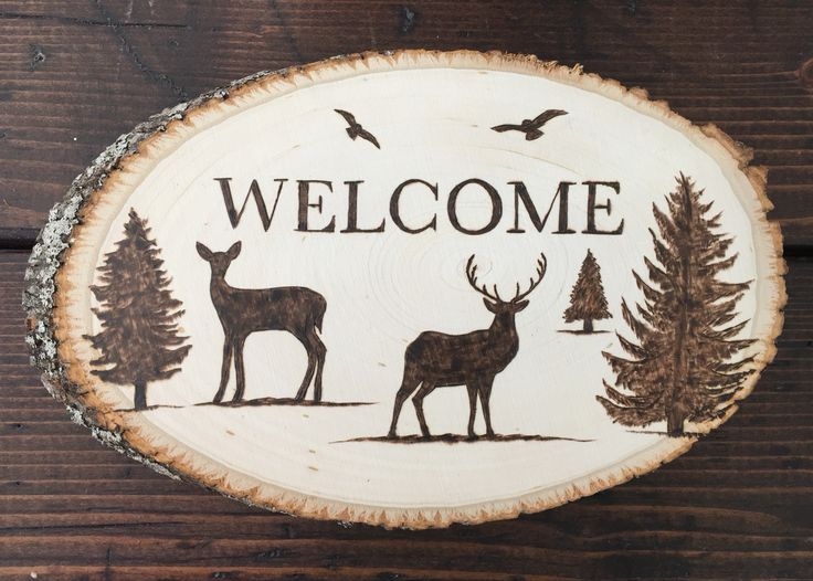 1735 Best Pyrography Crafts Images On Pinterest Diy