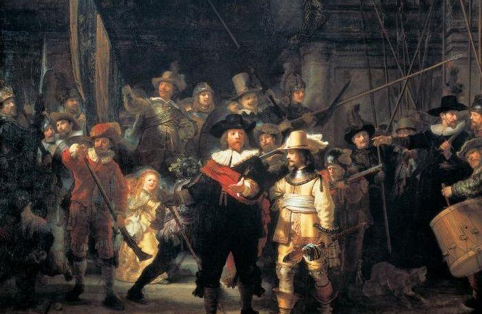 Живопись: «Ночной дозор»: Почему после написания этой картины жизнь Рембрандта пошла «под откос» http://kleinburd.ru/news/zhivopis-nochnoj-dozor-pochemu-posle-napisaniya-etoj-kartiny-zhizn-rembrandta-poshla-pod-otkos/