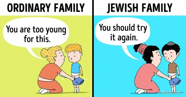 10Parental Rules Which Turn Jewish Kids Into Geniuses