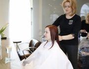 Zmiana koloru i fryzury