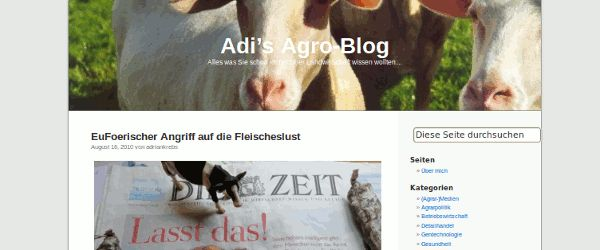 Adi's Agroblog