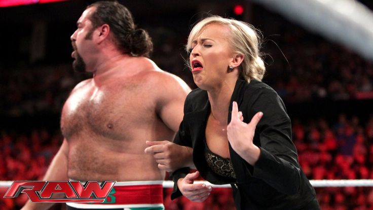 Rusev offers gifts to Summer Rae: Raw, July 27, 201533