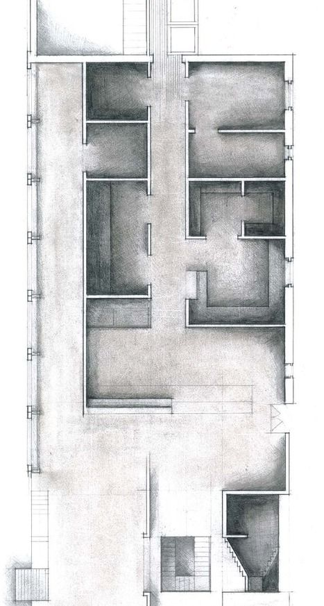 Cool Architecture Design Drawings best 25+ architecture drawing plan ideas only on pinterest