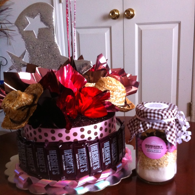 Cowgirl Candy Cake