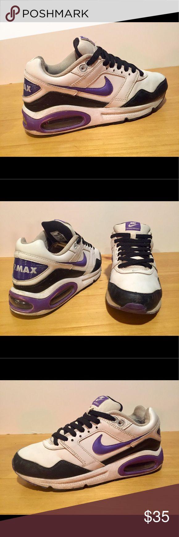 Women's Nike Air Max Shoes Women's Nike Air Max Shoes - Size 7 - Black,