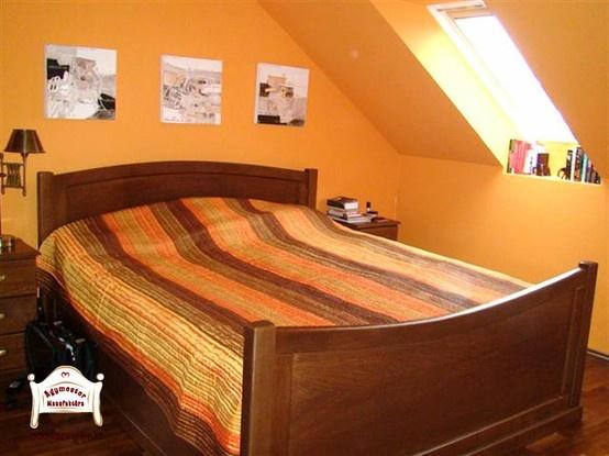 Egyedi gyártású ágyneműtartós ágy