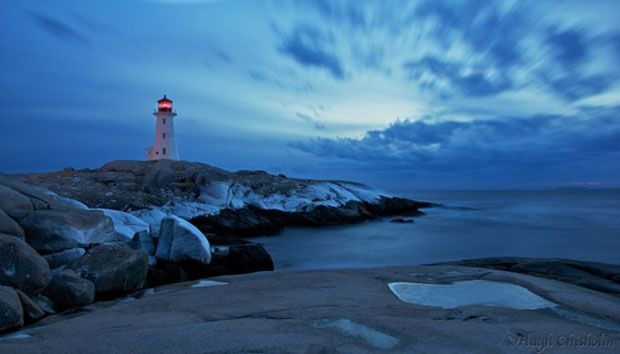 Peggy's Cove, one of Nova Scotia's most famous Lighthouse, is declared surplus! #Tourism