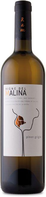 Pinot Grigio Ram Vigne del Malina. http://vignedelmalina.com/vini-bianchi/pinot-grigio-ram.html
