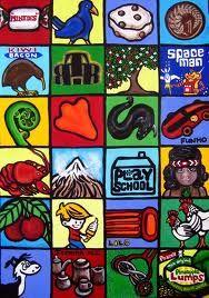kiwiana art ideas for kids - Google Search