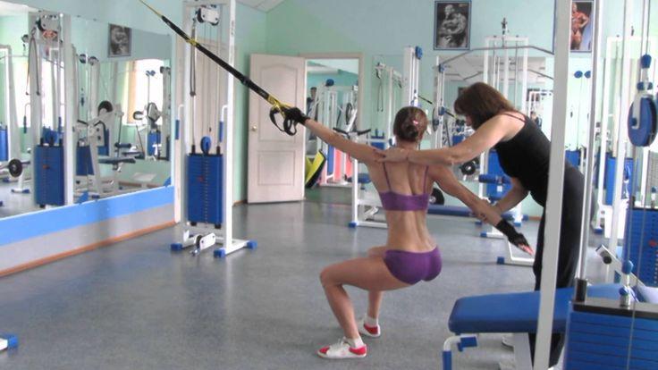 Петли для функционального тренинга способствуют развитию всех мышц, объединяя в единое целое стабильность, подвижность, силу и гибкость -- то, что нужно нам ...