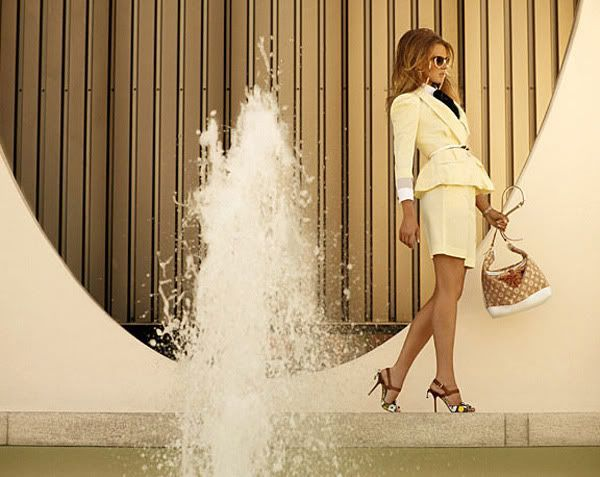 Absolutely Ladylike: Louis Vuitton Cruise 2011 via blossomgraphicdesign.com on Pinterest