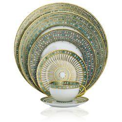 Robert Haviland Syracuse Turquoise China Dinnerware