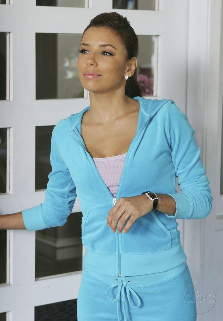activewear juicy couture eva longoria