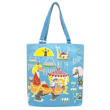 Moomin Toffle Shopper Bag