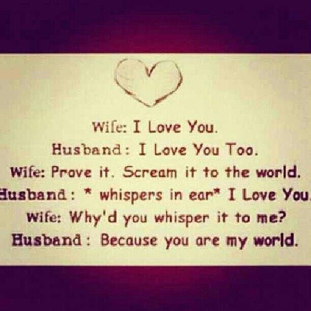 Facebook Husband Wife Quotes. QuotesGram