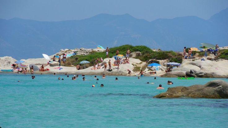 Καβουρότρυπες Χαλκιδικής: Η Χαβάη της Ελλάδας