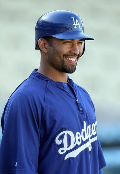Far from a dodgers fan, but didn't think someone could be so sexy...