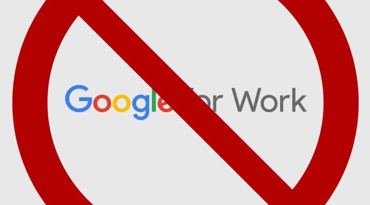 [ENG] С 29-ого сентября 'Google for Work (Google для бизнеса)' будет переименован в  'Google Cloud'.  http://www.androidpolice.com/2016/09/17/google-rebranding-google-work-google-cloud-reason/