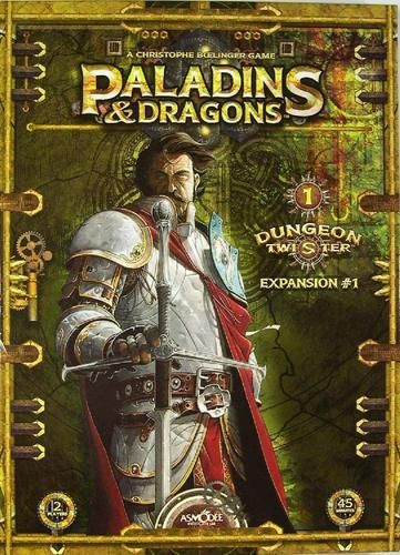 Paladins & Dragons Expansion #1 for Dungeon Twister