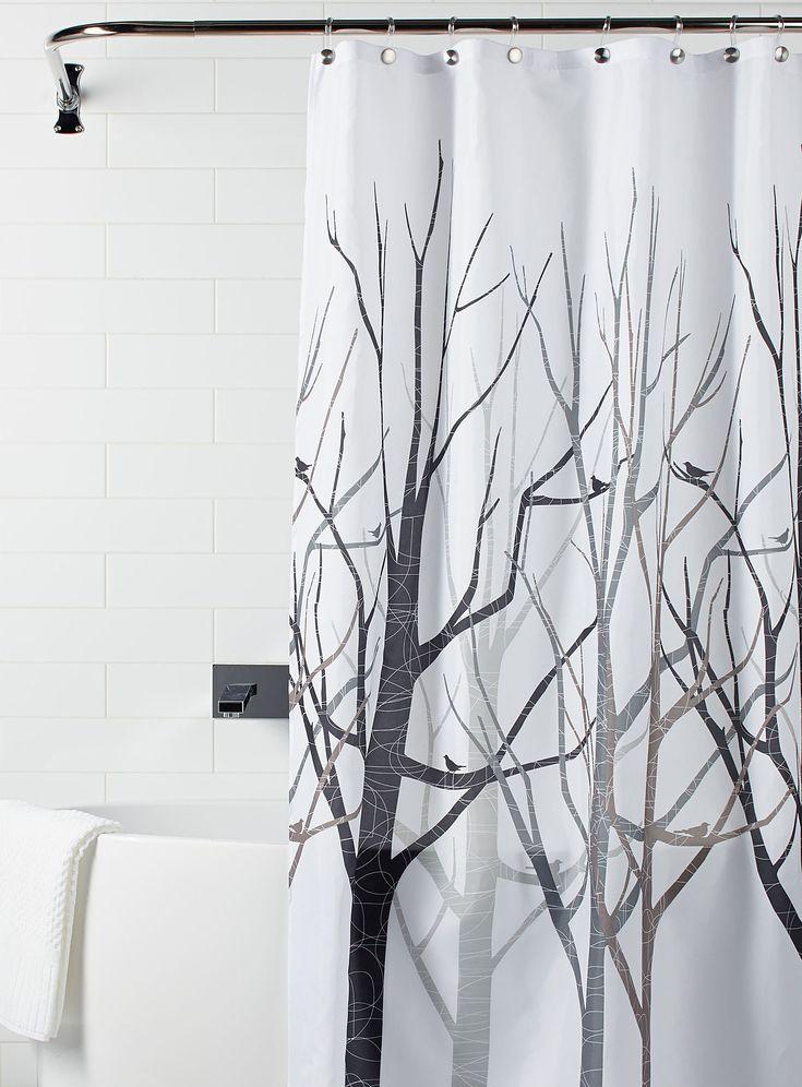 Les 25 meilleures id es de la cat gorie rideaux de douche - La maison simons en ligne ...