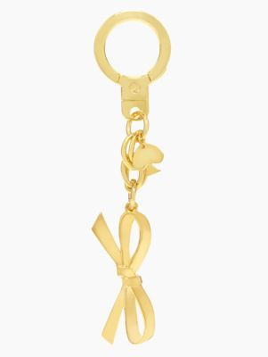 finishing touch bow key ring - kate spade new york