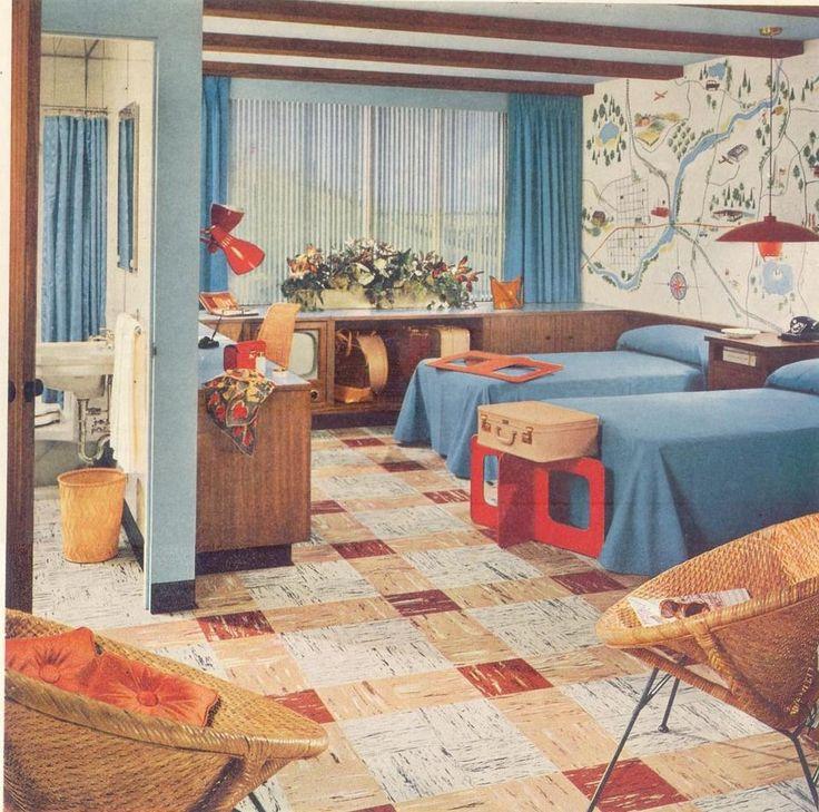 1955   1950s BedroomRetro. 182 best 1950s Bedroom images on Pinterest   1950s bedroom