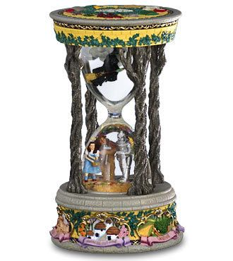 Wizard of Oz Hourglass
