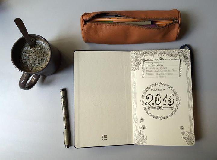 #Bullet #journal