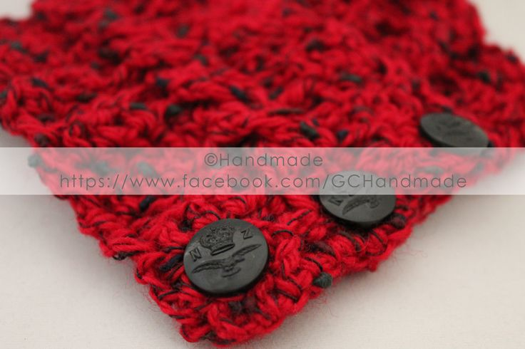 Neck Scarf - Close Up