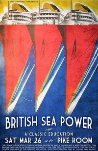 the art of British Sea Power