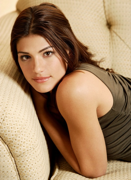 Genevieve Cortese Padalecki. THE prettiest.