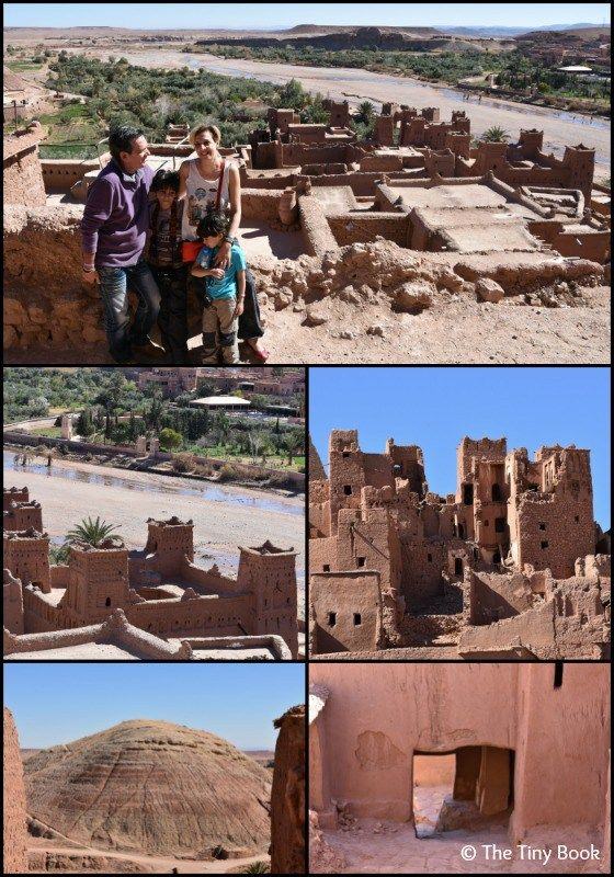 When Nomadic Gets Real: Ait Ben Haddou, Ouarzazate, Morocco http://www.thetinybook.com/nomadic-gets-real-sahara/