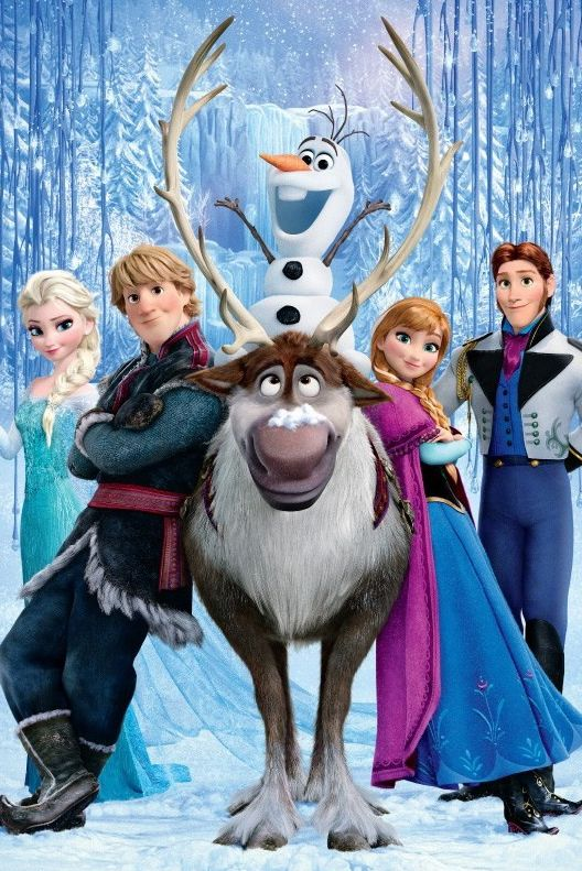 "Take Our Quiz, ""Which Character from Frozen Are You?, and share the result with your family and friends!"
