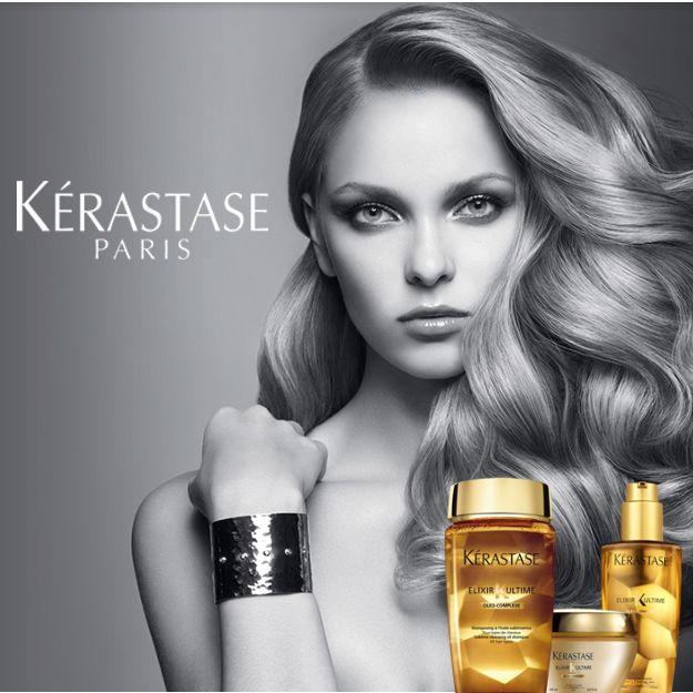 I prodotti Kérastase sono un must per la cura dei capelli! Se volete concedervi questo lusso anche a casa, potete approfittare della nostra offerta esclusiva che vi regala uno shampoo di questo brand prestigioso con l'acquisto di una maschera o un olio. Per info commentate questo post, scriveteci a info@goranviler.com oppure chiamateci in salone allo 040-630323... l'offerta è fino ad esaurimento scorte #hair