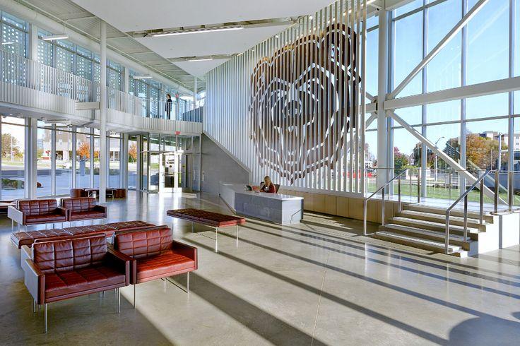Davis Harrington Welcome Center Dake Wells Architecture