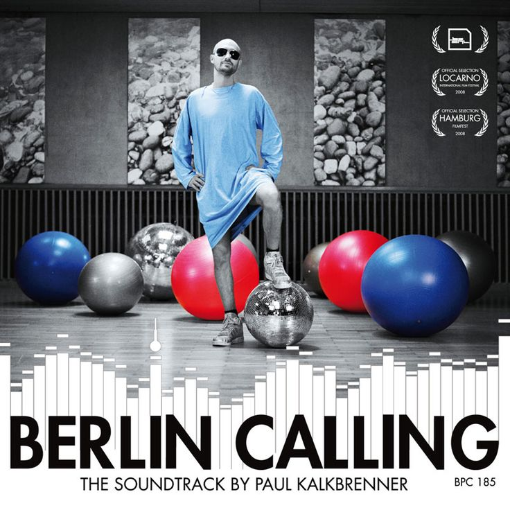 Paul Kalkbrenner - Berlin calling - the whole album is dope ! www.youtube.com/...  & the movie :)