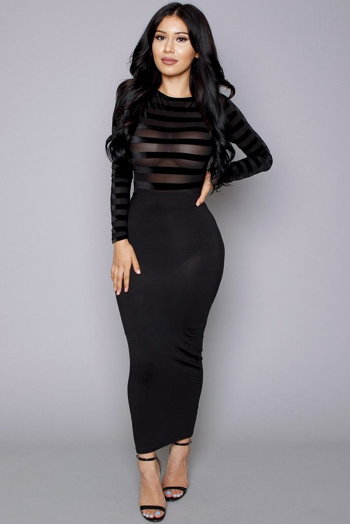 Black Pencil Skirt | Janet Guzman | Pinterest | Black ...: https://www.pinterest.com/pin/381891243384679661/