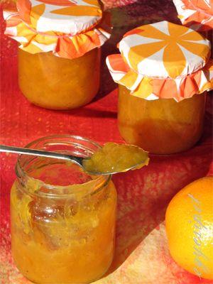 egycsipet: Narancslekvár