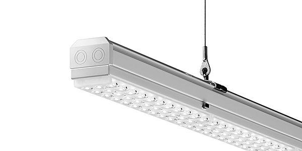 Provate la #qualità dell'#illuminazione di E-Line LED #Oktalite #fila #continua #luce #light