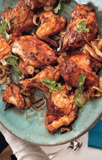 We took an Indian favorite, Chicken Masala, and made it way easier.