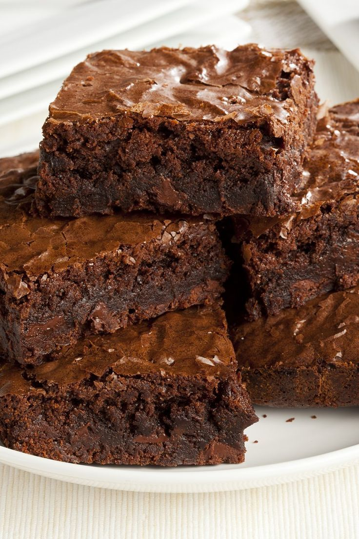 Can't Tell They're Low-fat Brownies Recipe - 3 Weight Watchers SmartPoints