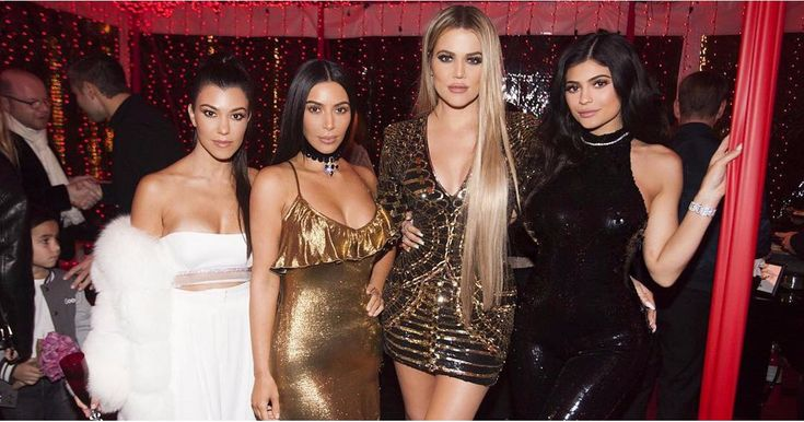 The Kardashian Family Really Knows How to Do Christmas Right