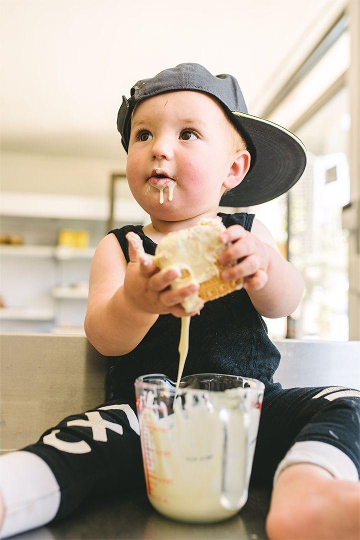 ice cream sandwiches  frozen yogurt  five ingredient recipe easy recipes for kids
