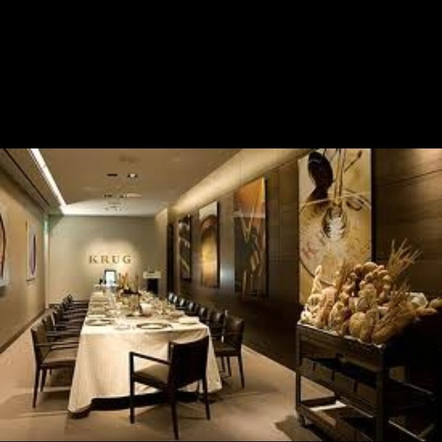 Guy Savoy Restaurant  Las Vegas, French. AAA 5, Michelin 2⭐️ Nice Design