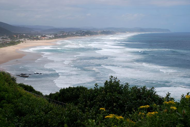 evening view of Mossel Bay, South Africa (photo by Jared Meadors of Medusa Properties)