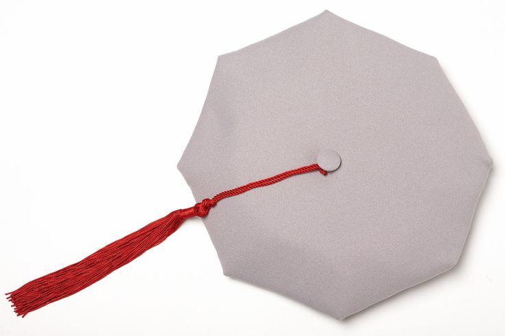 MIT Complete Doctoral Regalia - Cap