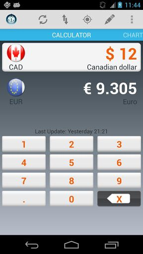 Currency Calculator Pro v1.6.1   Currency Calculator Pro v1.6.1Requirements:2.3 and upOverview:It's a simple Currency Calculator/Converter designed to be easy to use. You can convert more than 150 currencies.   AD FREE VERSION  It's a simple Currency Calculator/Converter designed to be easy to use. You can convert more than 150 currencies. The perfect tool for travelers that need to calculate the exchange in different countries.  Features: - Charts - Search the currency for the actual…
