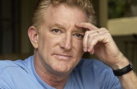 Peter Douglas / producer / son of Kirk Douglas)  Born Peter Vincent Douglas  November 23, 1955 (age 58) Los Angeles   Residence Santa Barbara, California   Occupation Producer   Years active 1958–present   Spouse(s) Lisa Schoeder (1991–present)   Children Kelsey (b.1992)  Tyler (b. 1996)  Ryan (b. 2000)  Jason (b. 2003)   Parents Kirk Douglas, Anne Buydens   Relatives Michael Douglas (half-brother) Joel Douglas (half-brother) Eric Douglas (brother, deceased) Cameron Douglas (half-nephew)