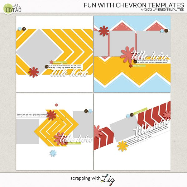 Fun with Chevron Templates