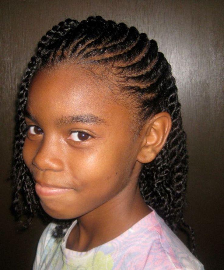Enjoyable 1000 Images About Little Girls Hair Styles On Pinterest Short Hairstyles For Black Women Fulllsitofus